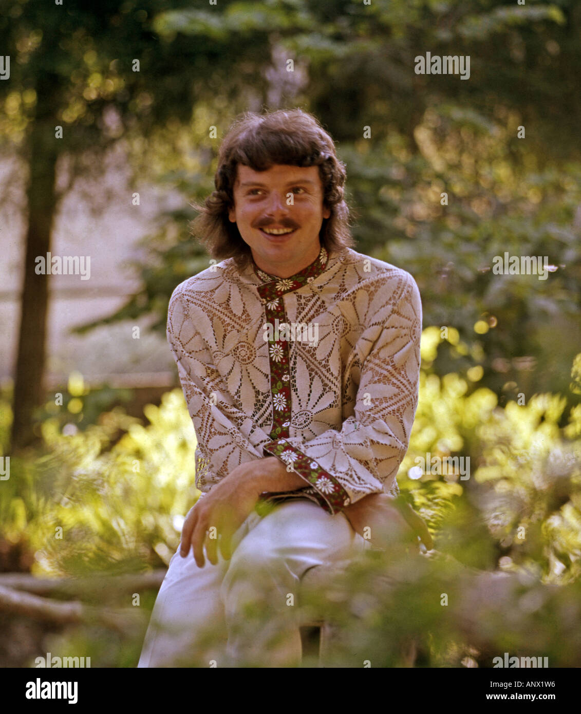 Scott Mckenzie Us Singer In 1967 When His Record San Francisco Was A Big Hit