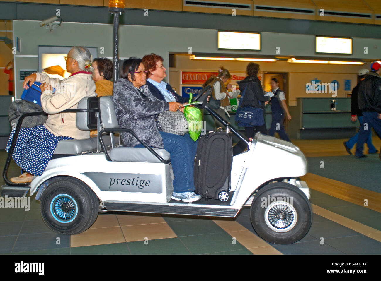 Buggy Car Airport