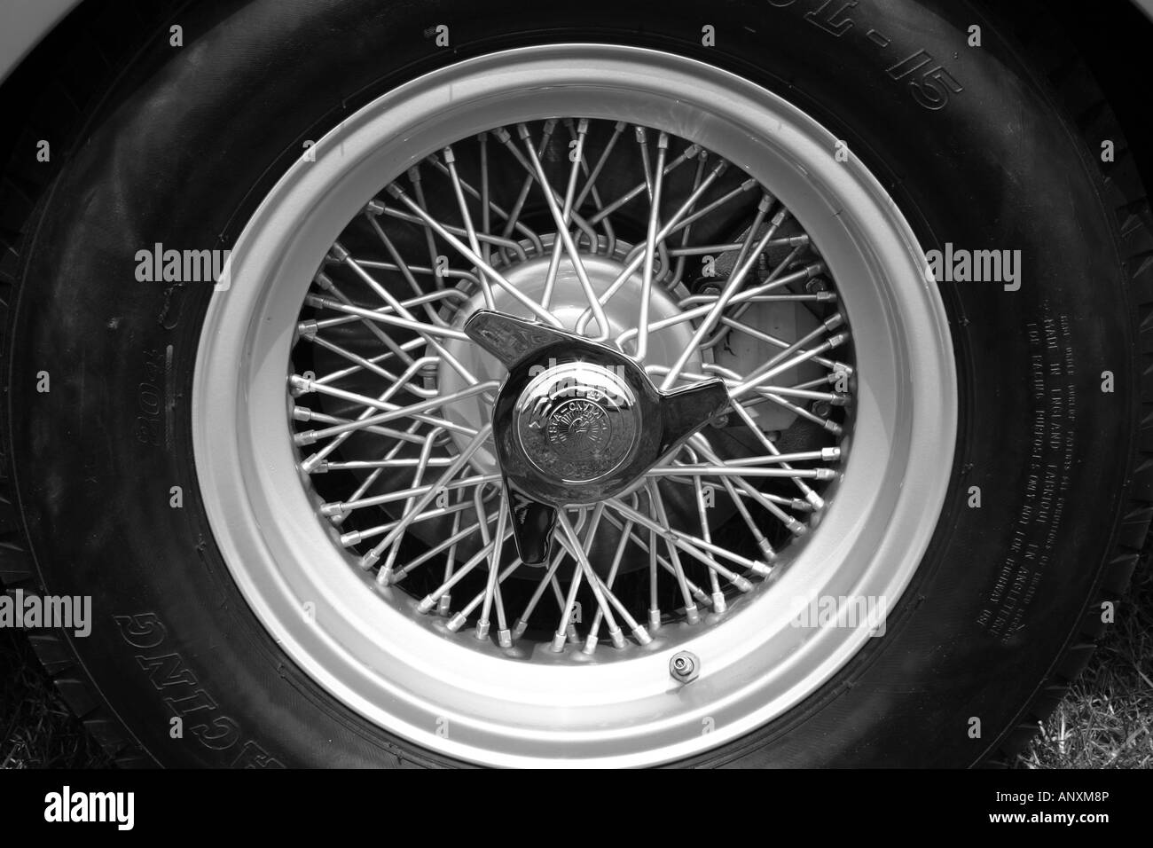 Wire Wheel Classic Stock Photos & Wire Wheel Classic Stock Images ...