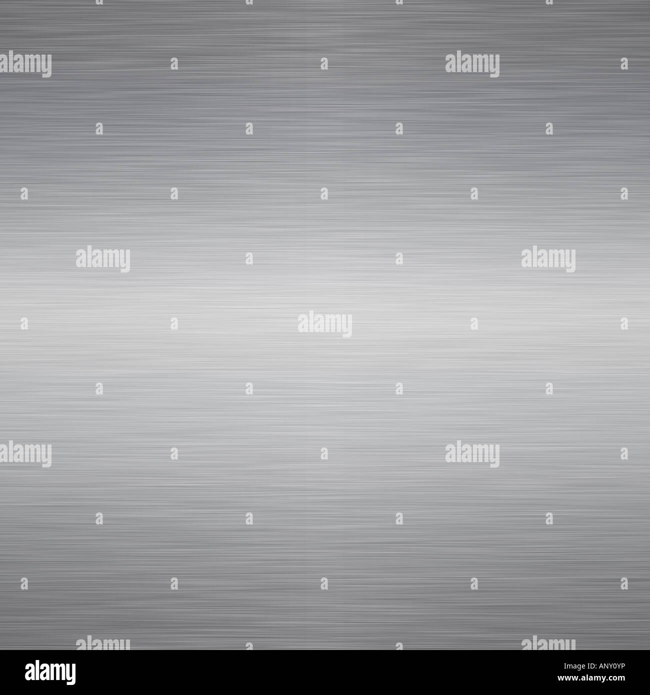large sheet of high contrast brushed steel - Stock Image