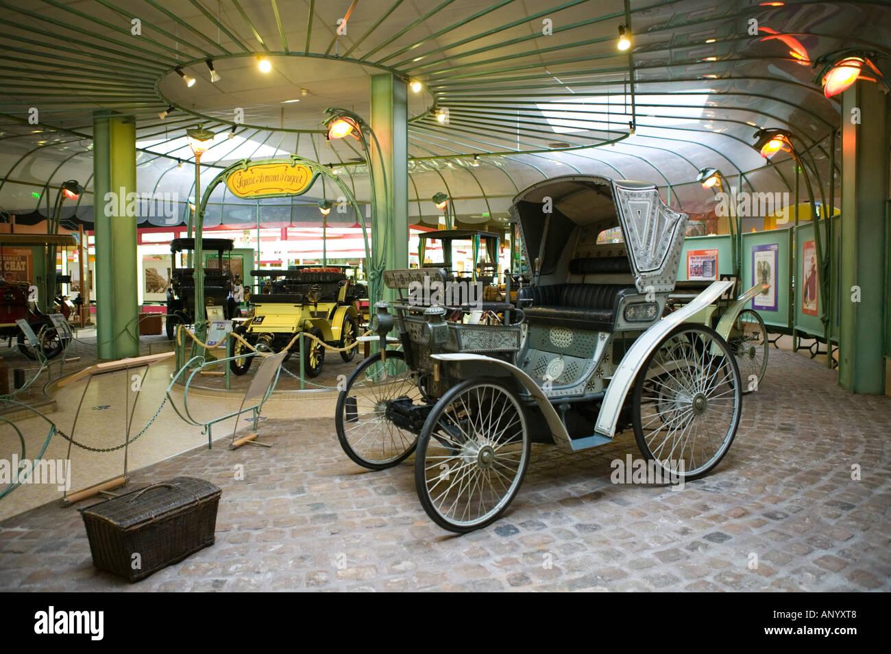 france jura doubs montbeliard sochaux peugeot car museum by main stock photo 8931079 alamy. Black Bedroom Furniture Sets. Home Design Ideas