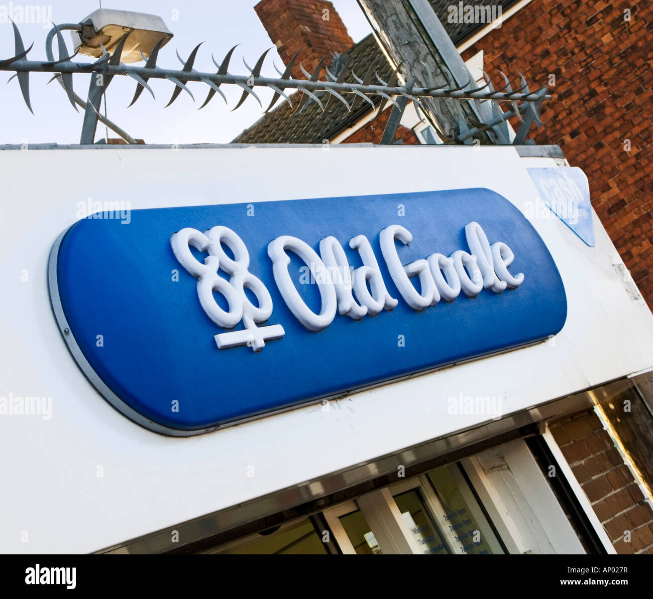 Co-Op convenience store in Old Goole East Yorkshire England UK - Stock Image