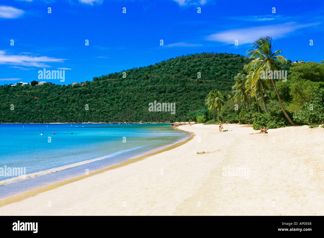 Where To Live In Us Virgin Islands