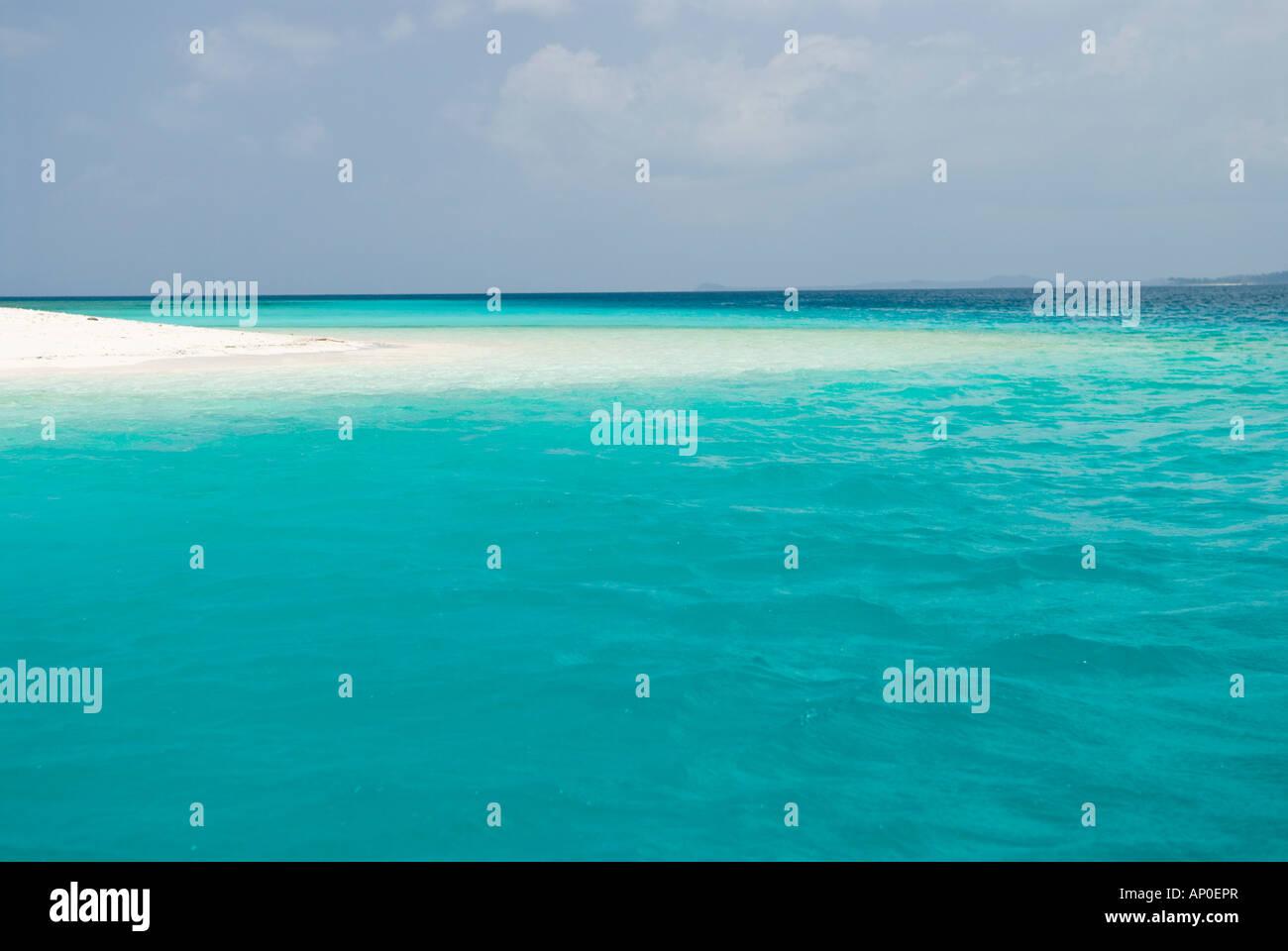 Pulau Pittojat Mentawai Islands Indonesia - Stock Image
