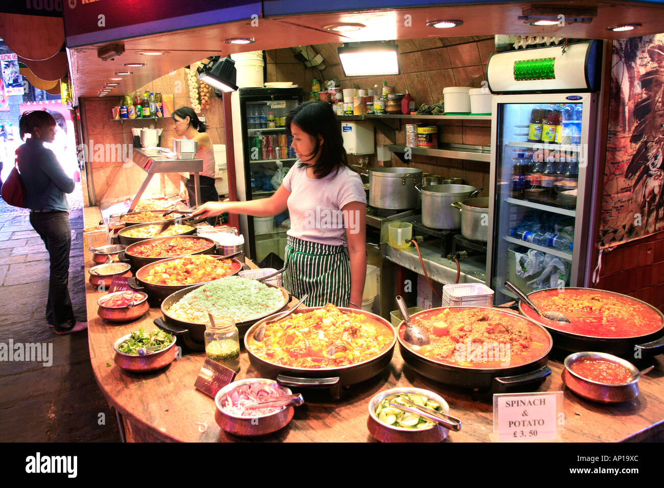 What Is Asian Street Food