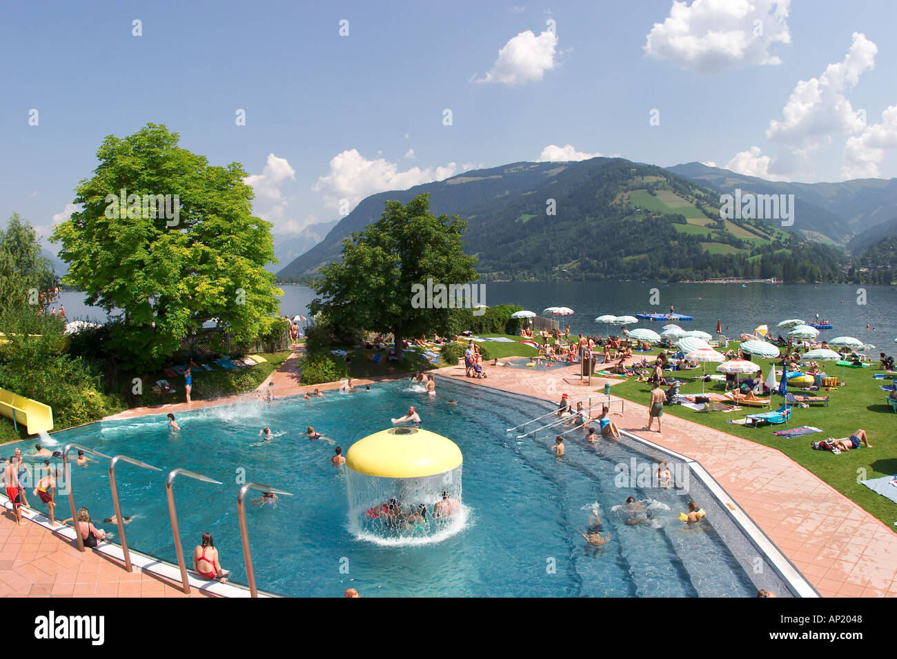 Open air swimming pool at lake zeller see zell am see - An open air swimming pool crossword clue ...
