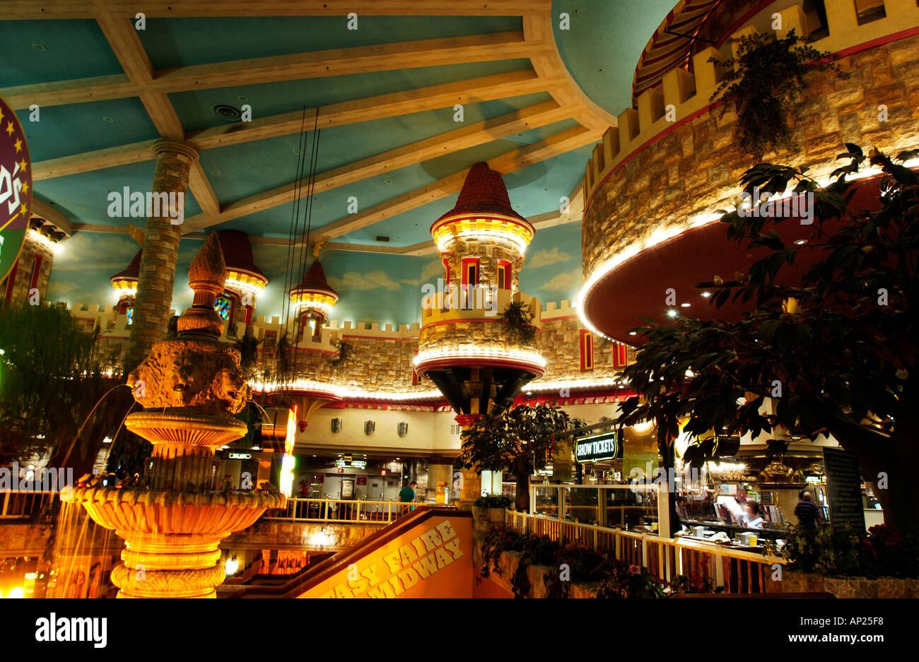 Las Vegas Castle Hotel