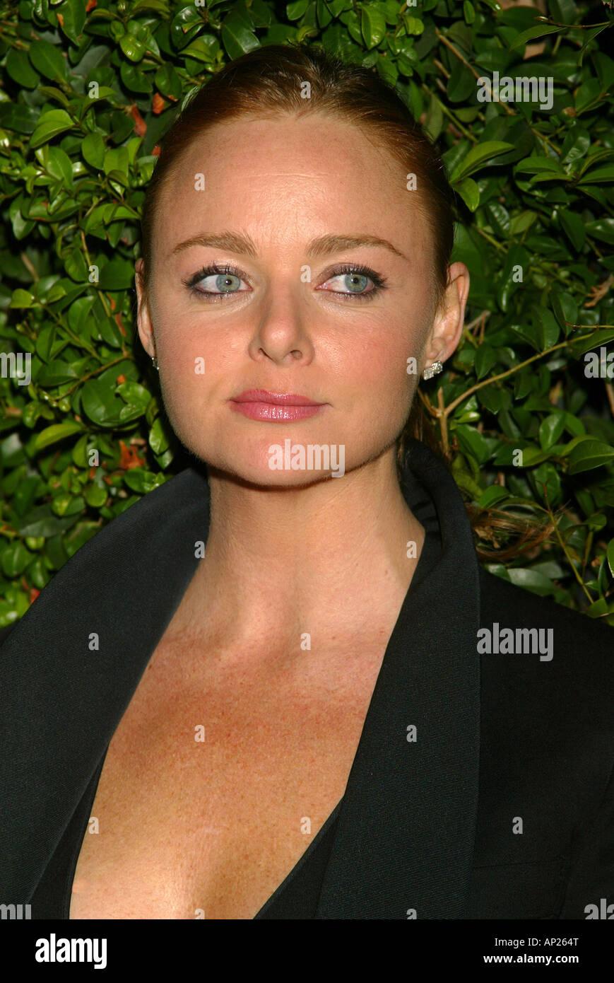 Stella Mccartney Fashion Designer Daughter Of Paul Mccartney In 2007 Stock Photo Alamy