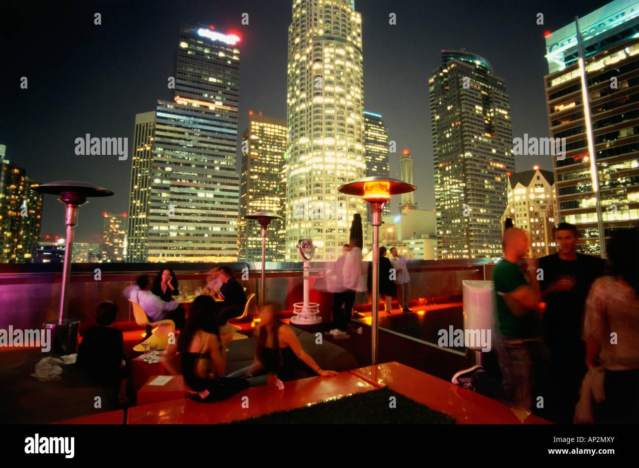 Standard Hotel La Rooftop