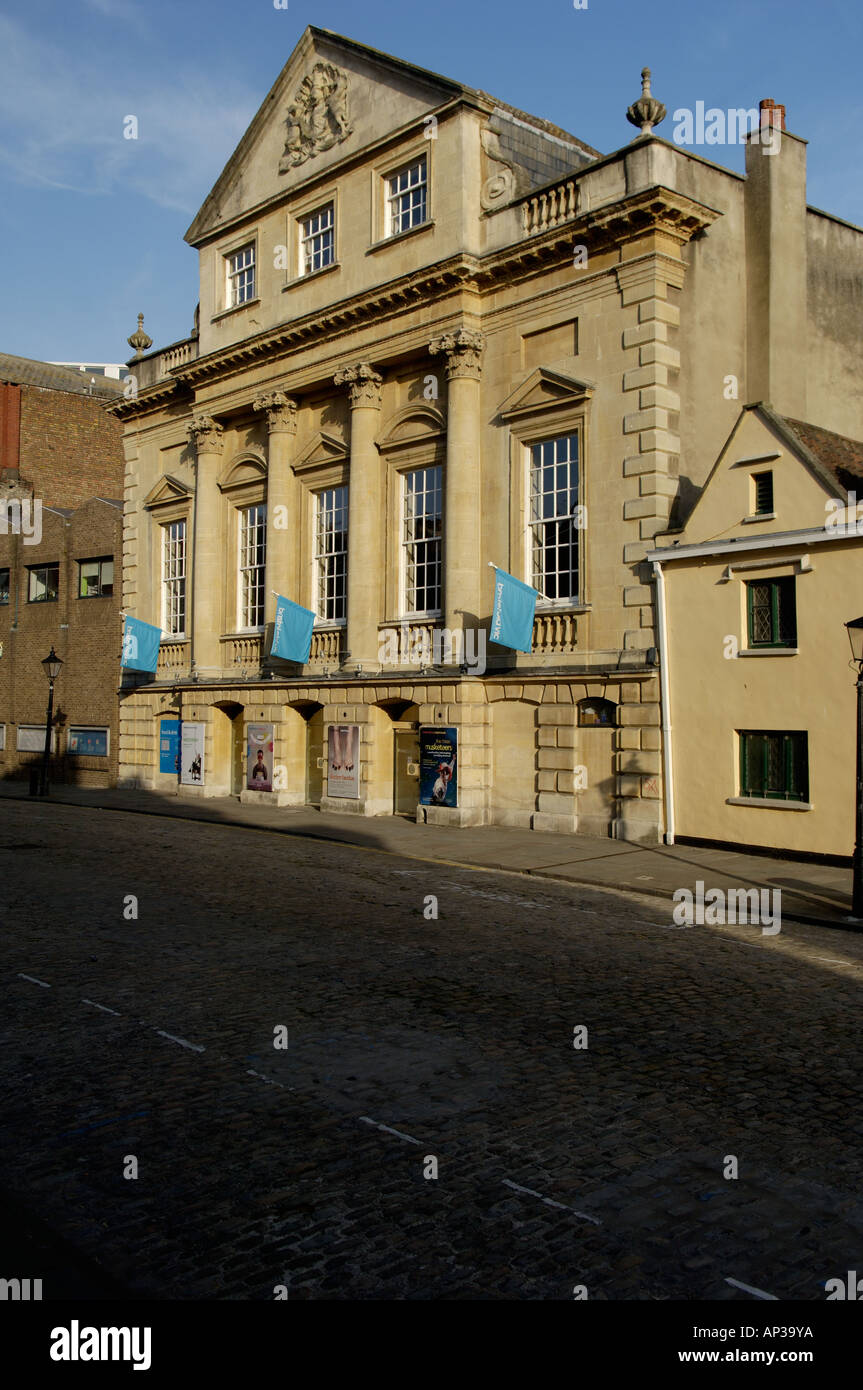 The Theatre Royal, King Street, Bristol. - Stock Image