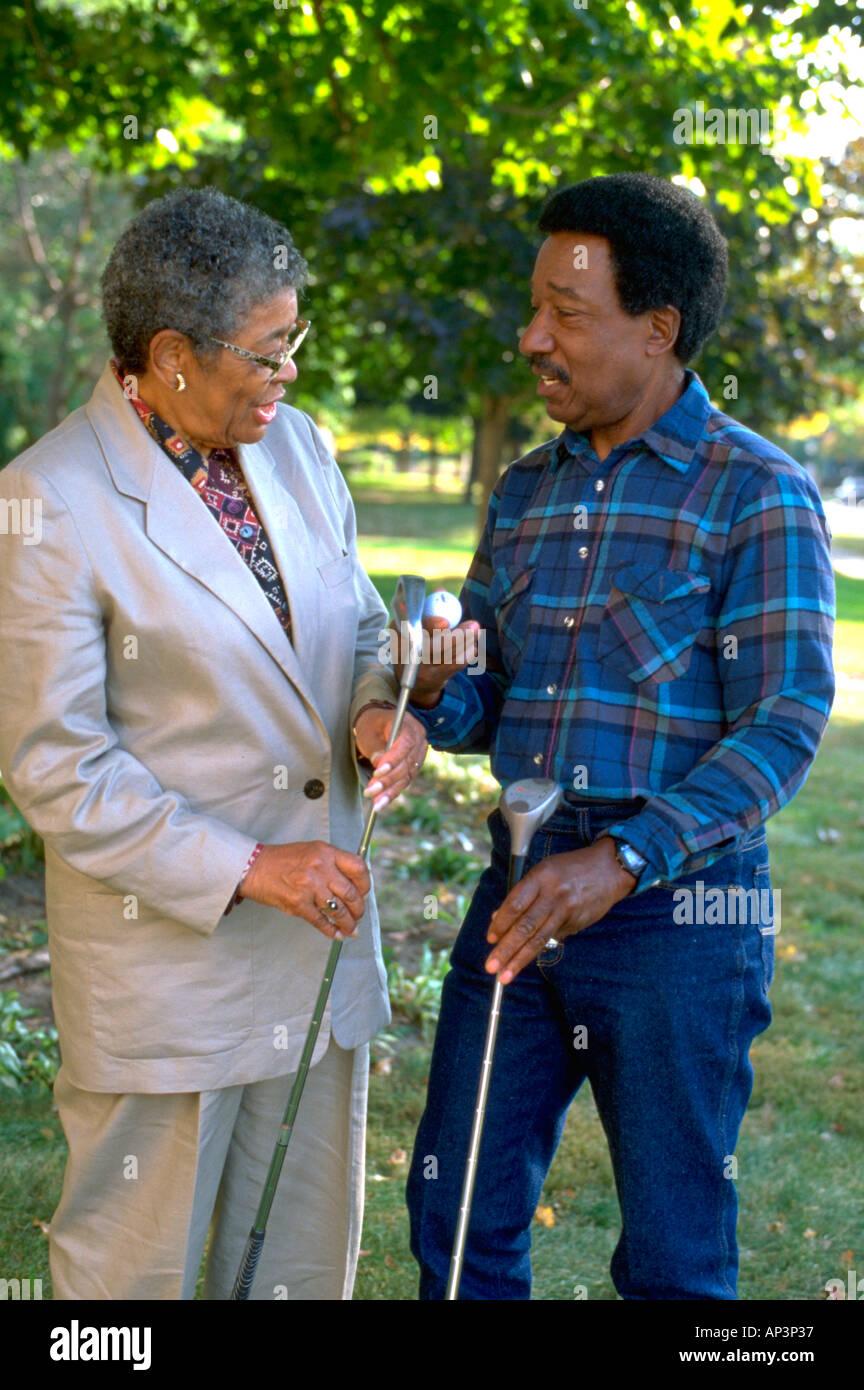 Usa mature with black couple