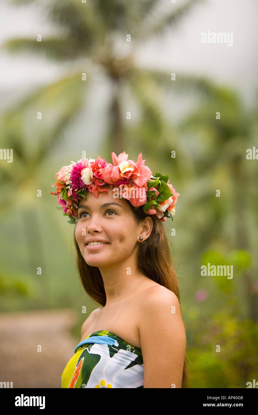 Tahitian girl photos 49