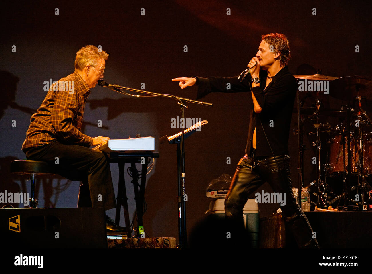 Brett Scallions Sings For Ray Manzarek Riders Of The Storm With