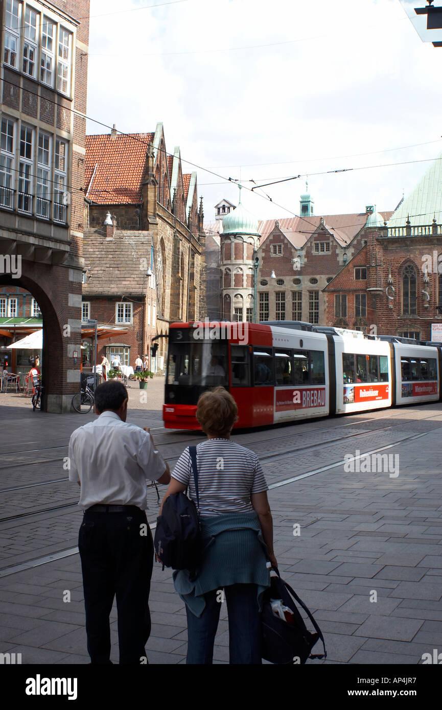 Huren Bremen, Stadtgemeinde