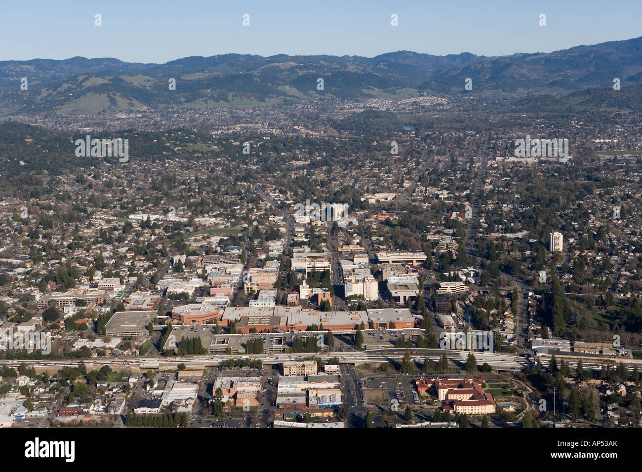 city of santa rosa california