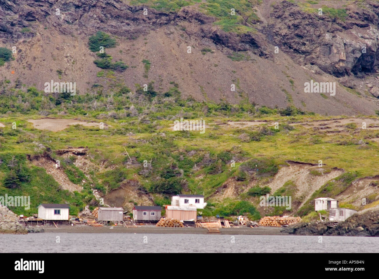 Outport Fishing Village Stock Photos & Outport Fishing Village Stock Images - Alamy