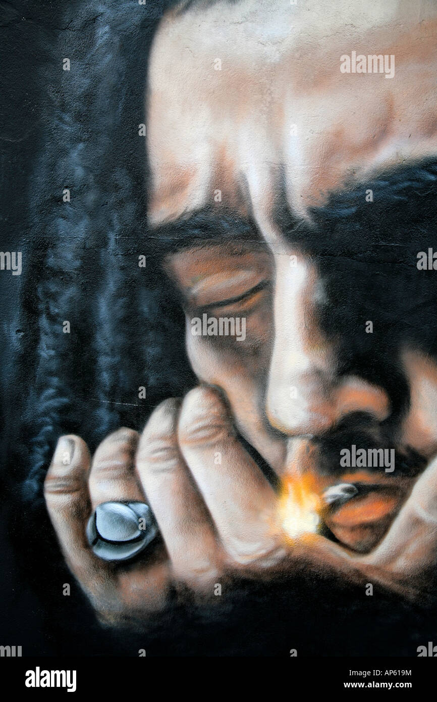 Bob Marley Smoking Stock Photos Bob Marley Smoking Stock Images
