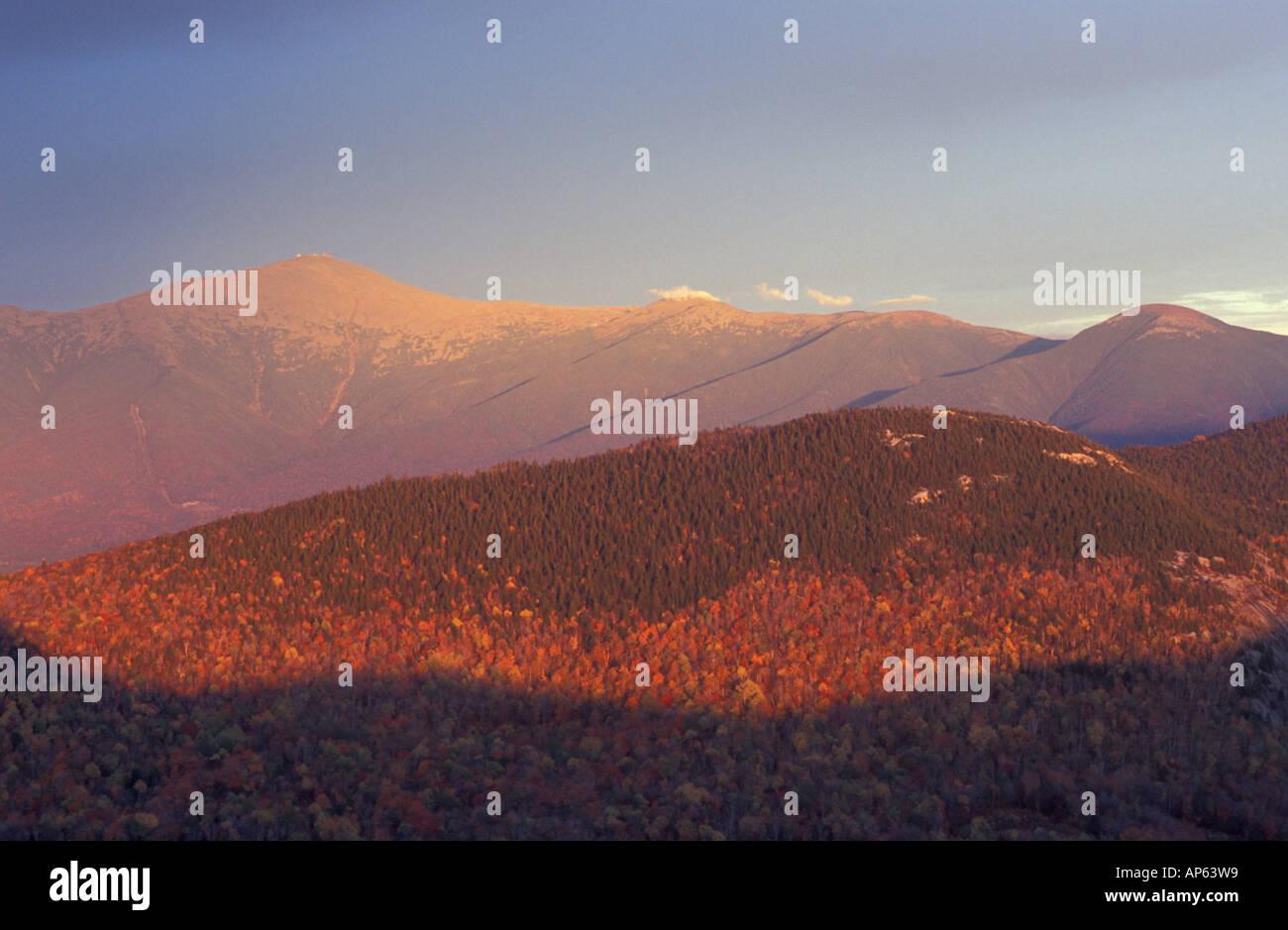 Twin Mountain Nh >> Twin Mountain Nh The View East To Mount Washington Mt