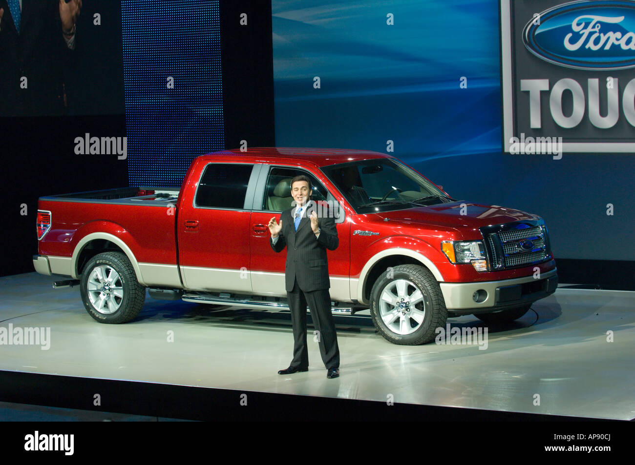 F 150 stock photos f 150 stock images alamy for The ford motor company