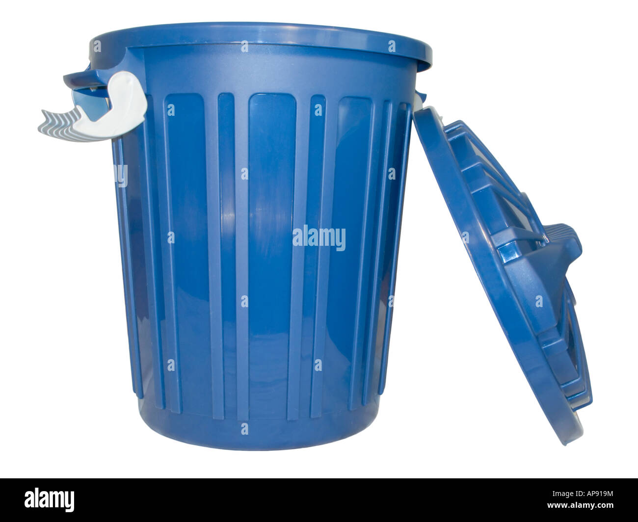 Dustbin Cut Out Stock Images & Pictures - Alamy