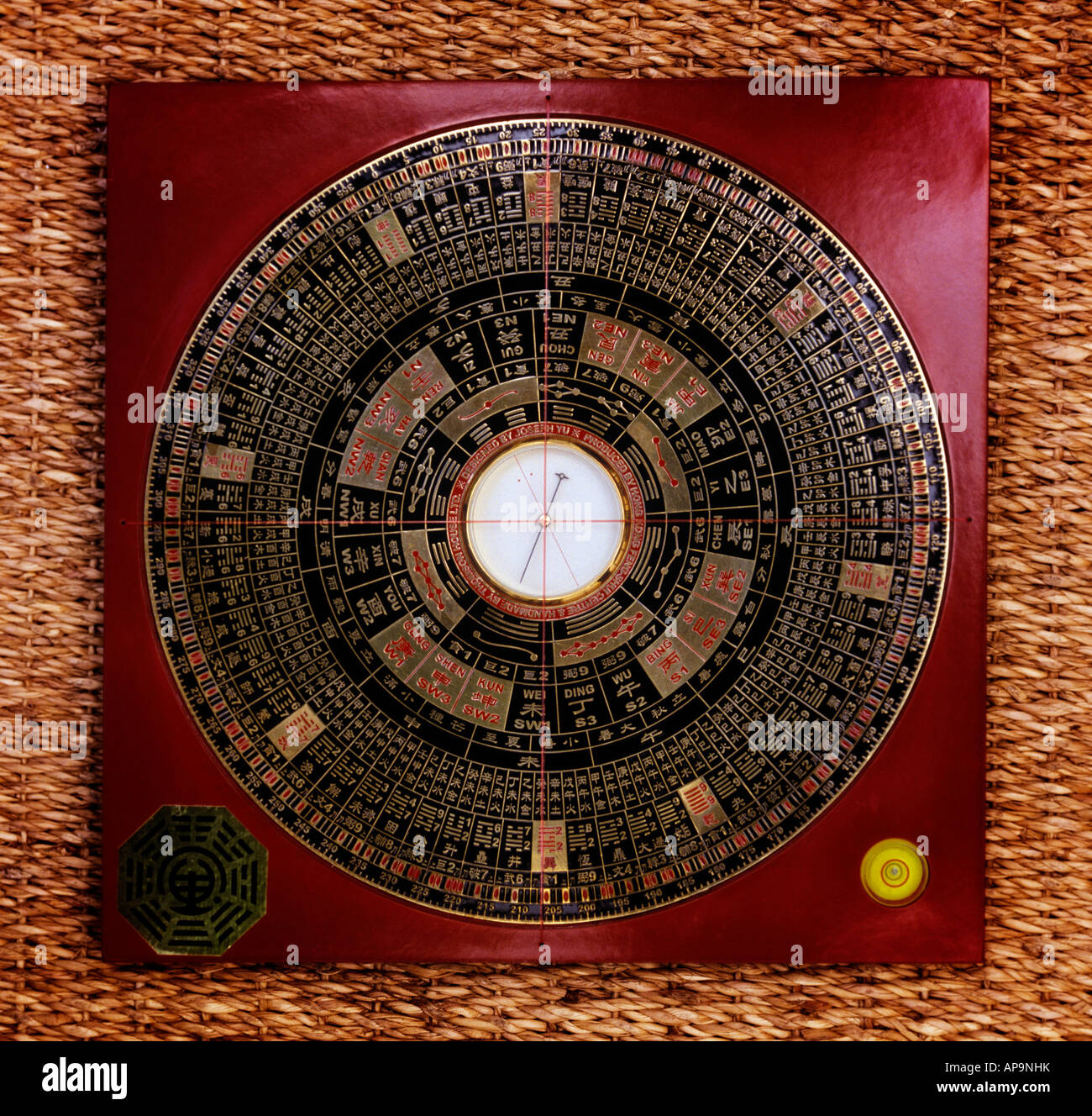 Chinese Compass For Feng Shui Or Ba Zi Meaning Personal