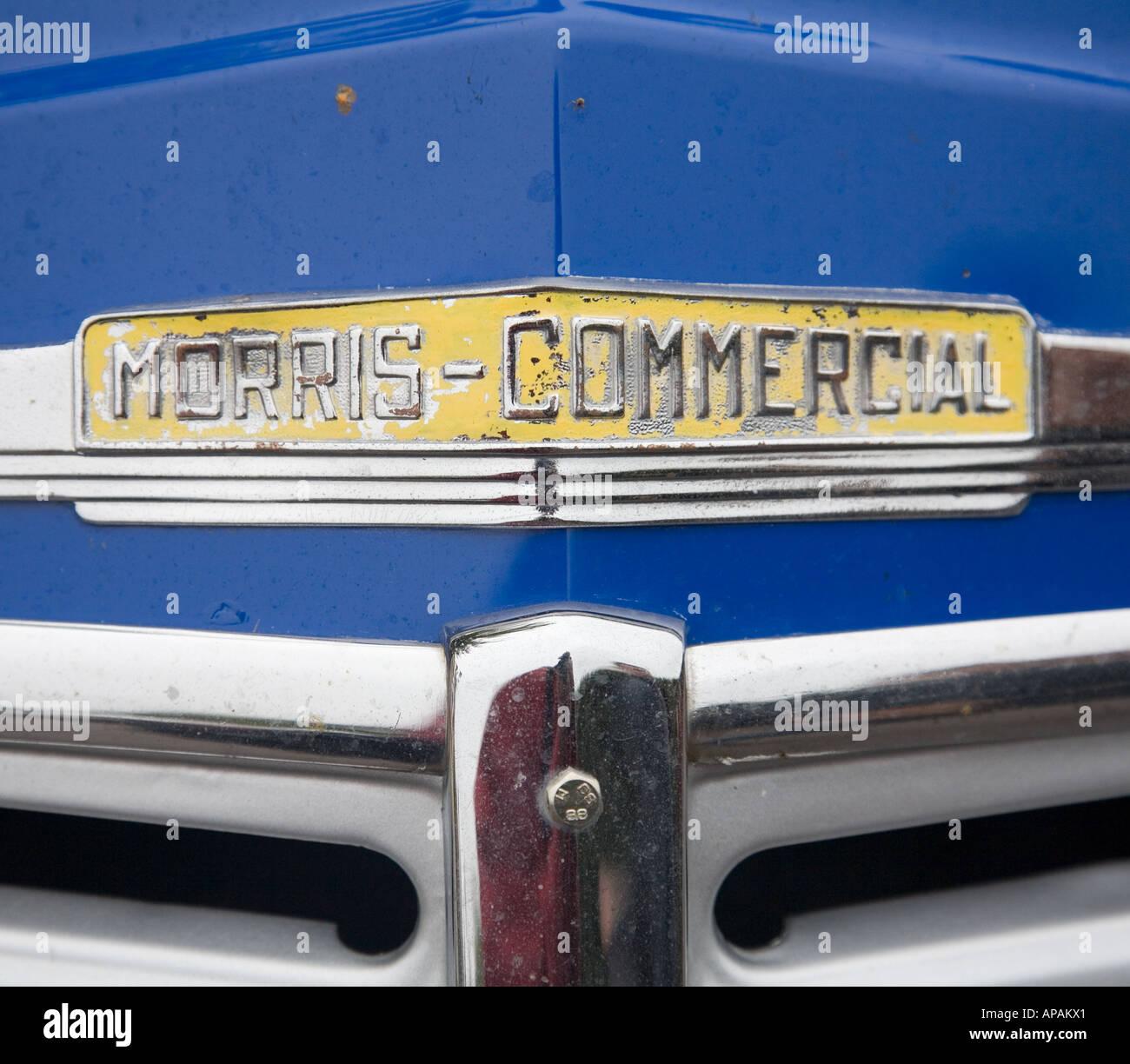 351cad672c317f Morris Commercial Van The Revival Festival Goodwood Sussex UK - Stock Image