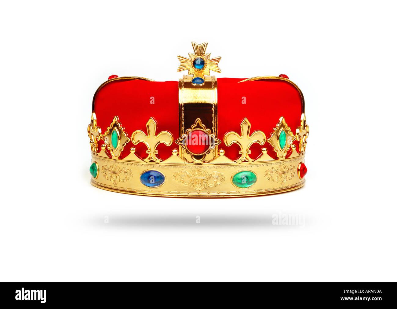 crown Krone - Stock Image