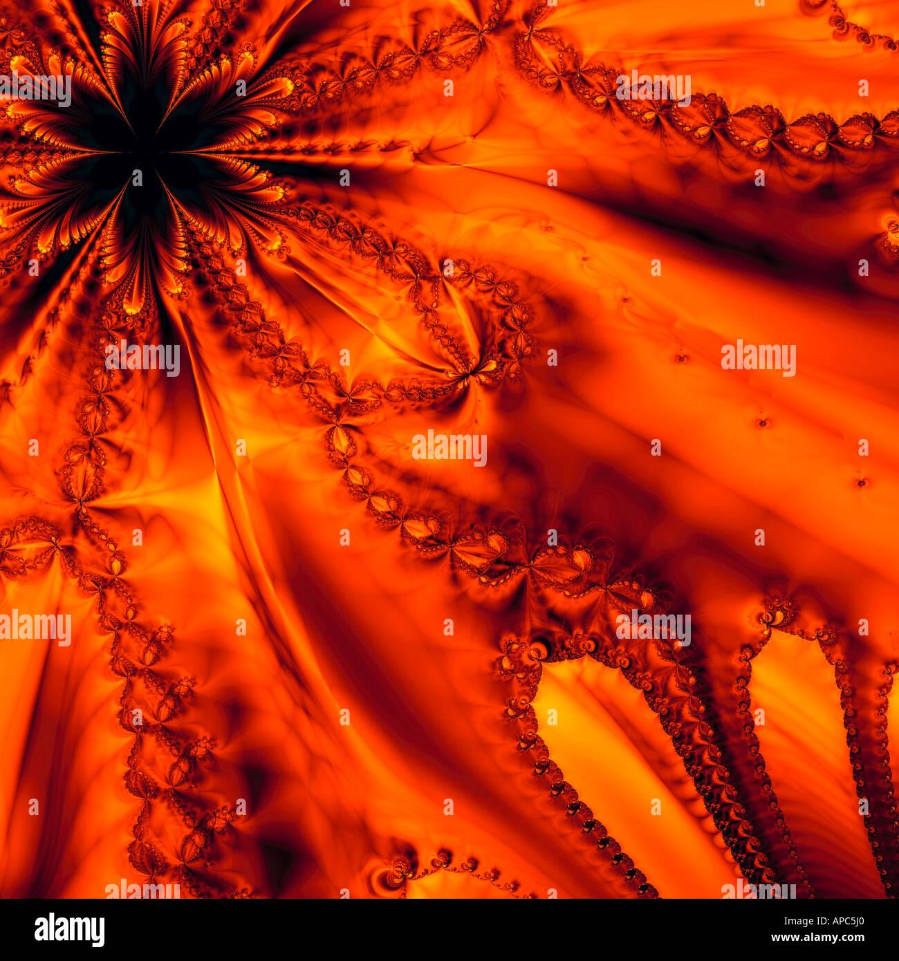 Fractal Image - Stock Image