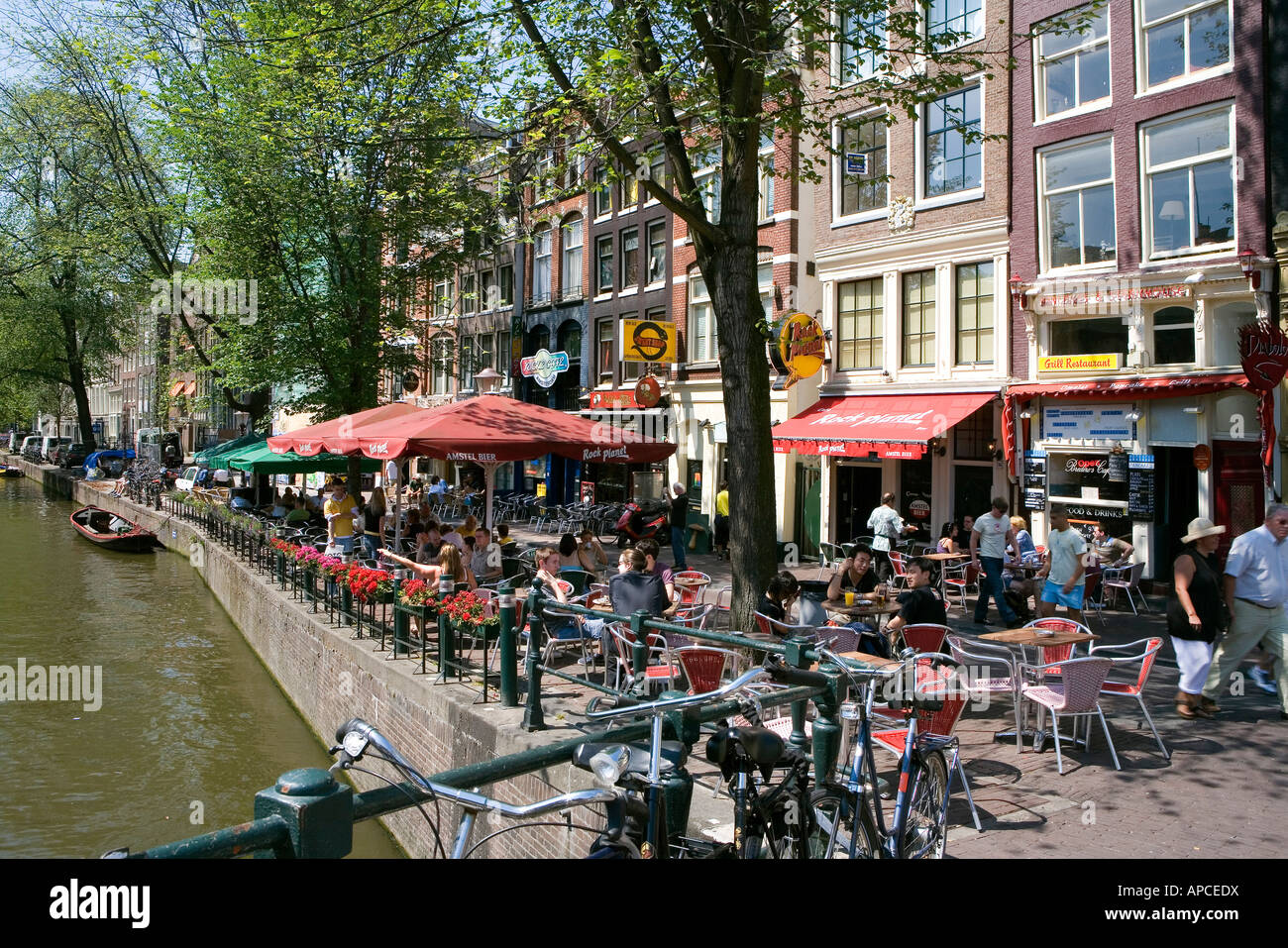 Amsterdam Street Cafe