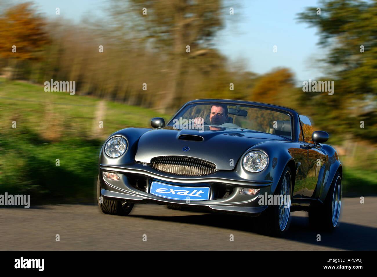 Sebring Exalt sports car - Stock Image