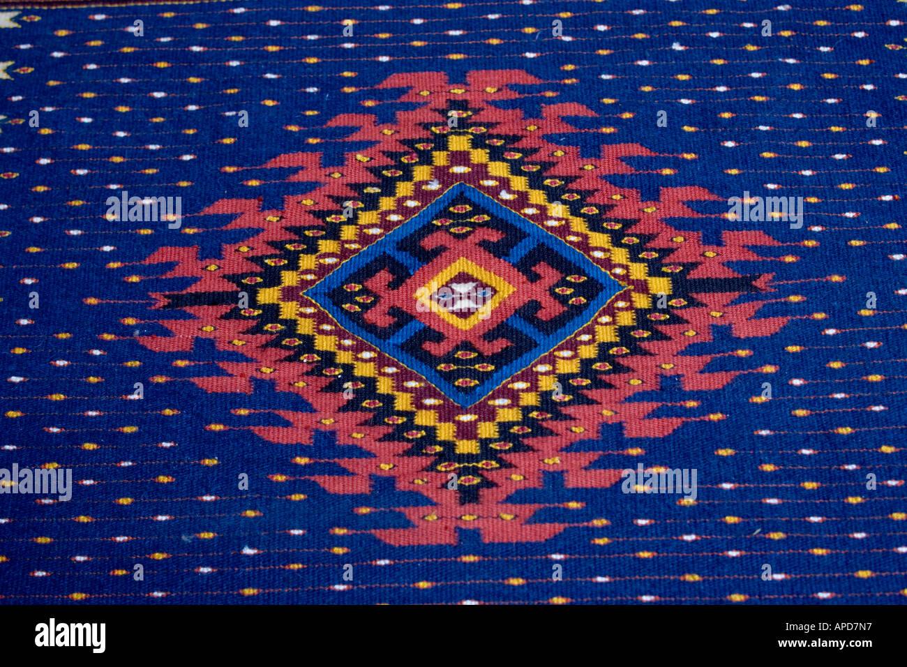 Zapotec Weaving Rug Stock Photos Amp Zapotec Weaving Rug