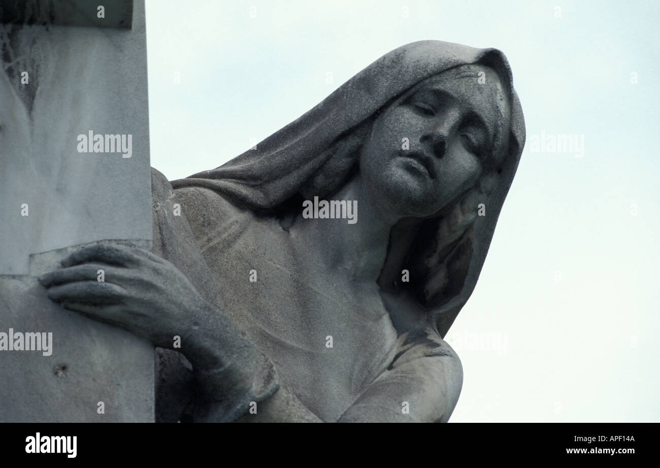 Budapest, cemetery - Stock Image