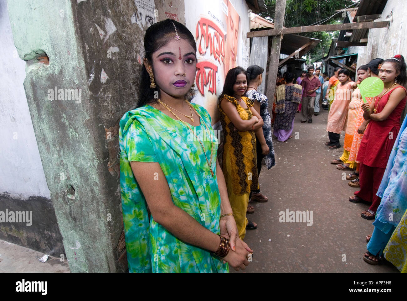 Prostitutes in Tangail