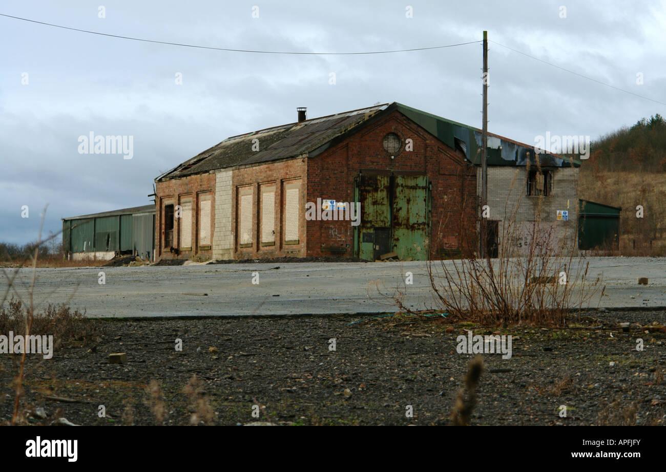 Firbeck Colliery Costhorpe Worksop Nottinghamshire England GB UK 2008 - Stock Image