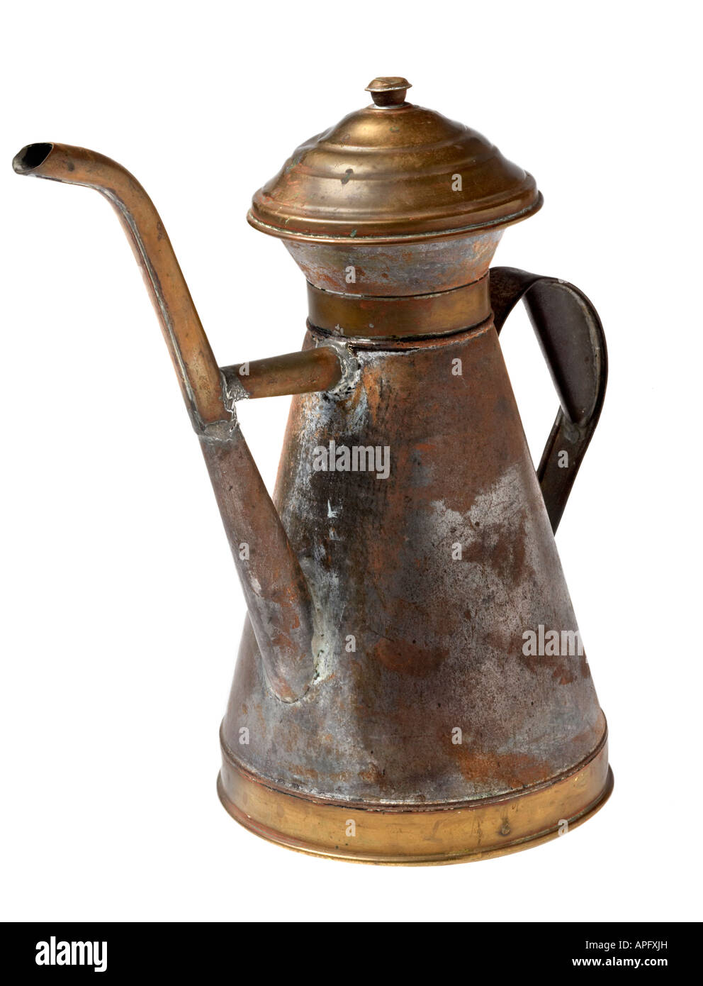 Arts & Crafts Movement Objective Vintage Craftsman Company Handmade Copper Watering Can Periods & Styles