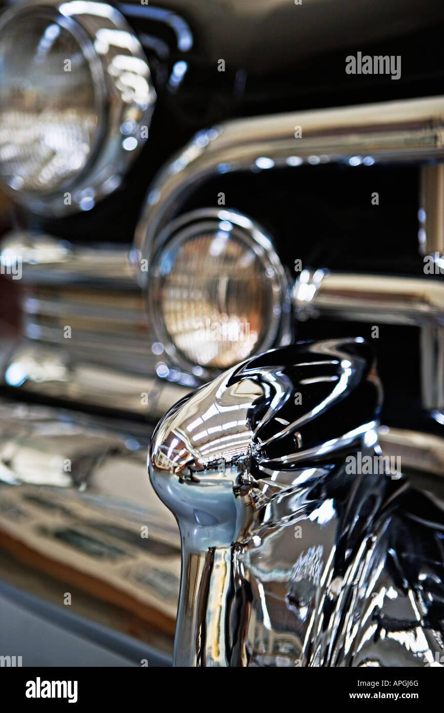 Exhibit At Southward Car Museum Paraparaumu New Zealand Cadillac