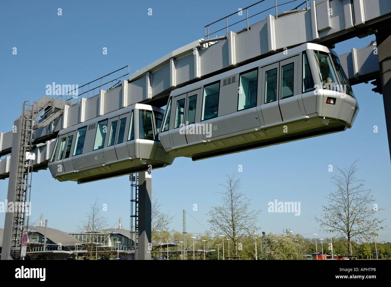 skytrain duesseldorf international airport germany. Black Bedroom Furniture Sets. Home Design Ideas