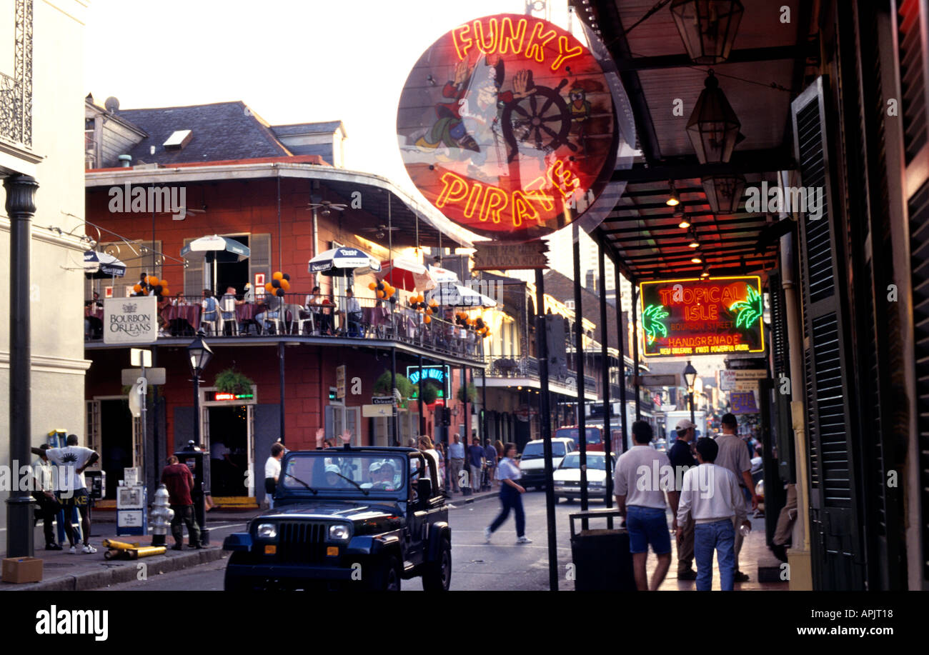 Bourbon Street New Orleans Jazz Band - YouTube