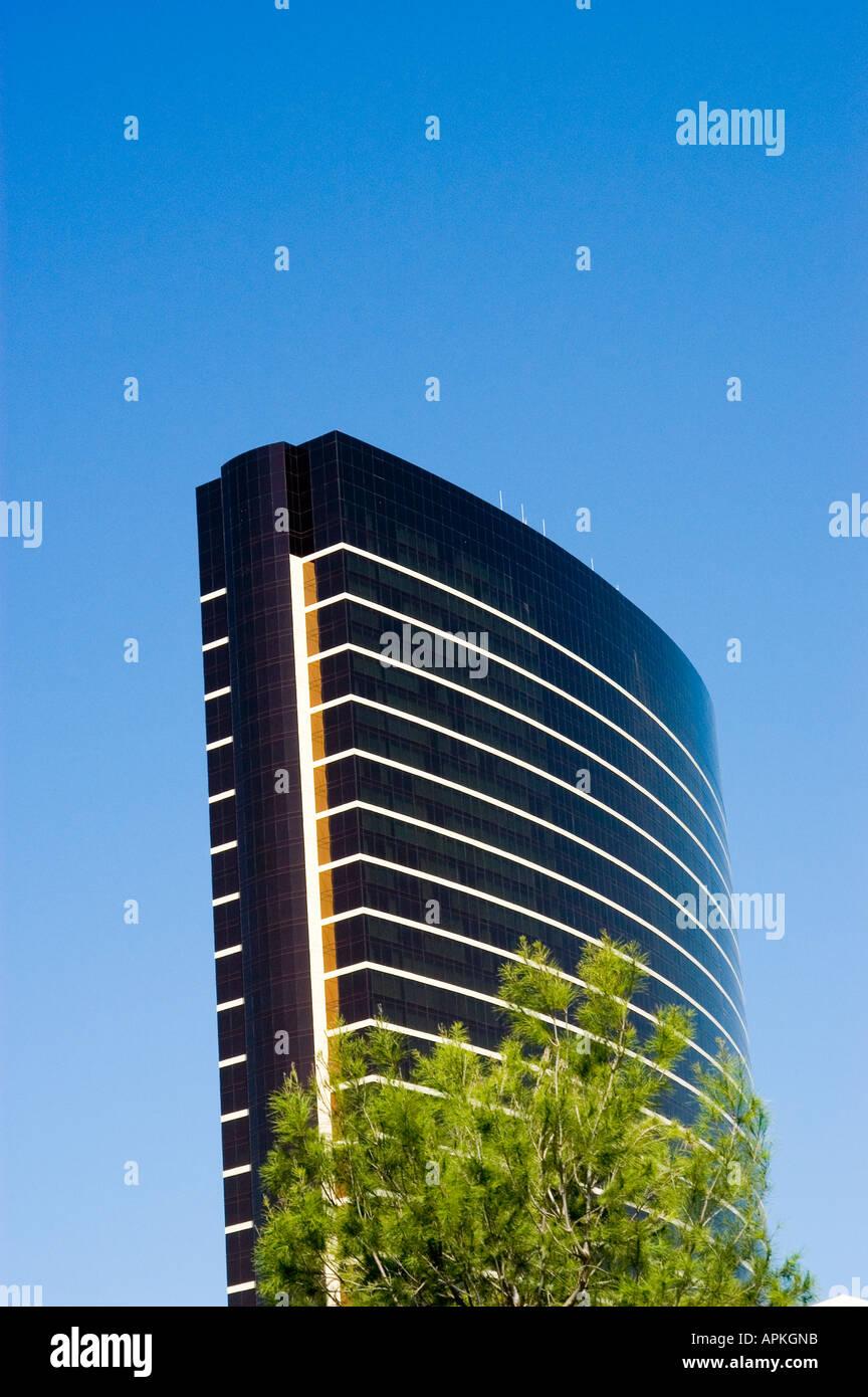 Wynn Hotel and Casino NV Las Vegas city scene - Stock Image