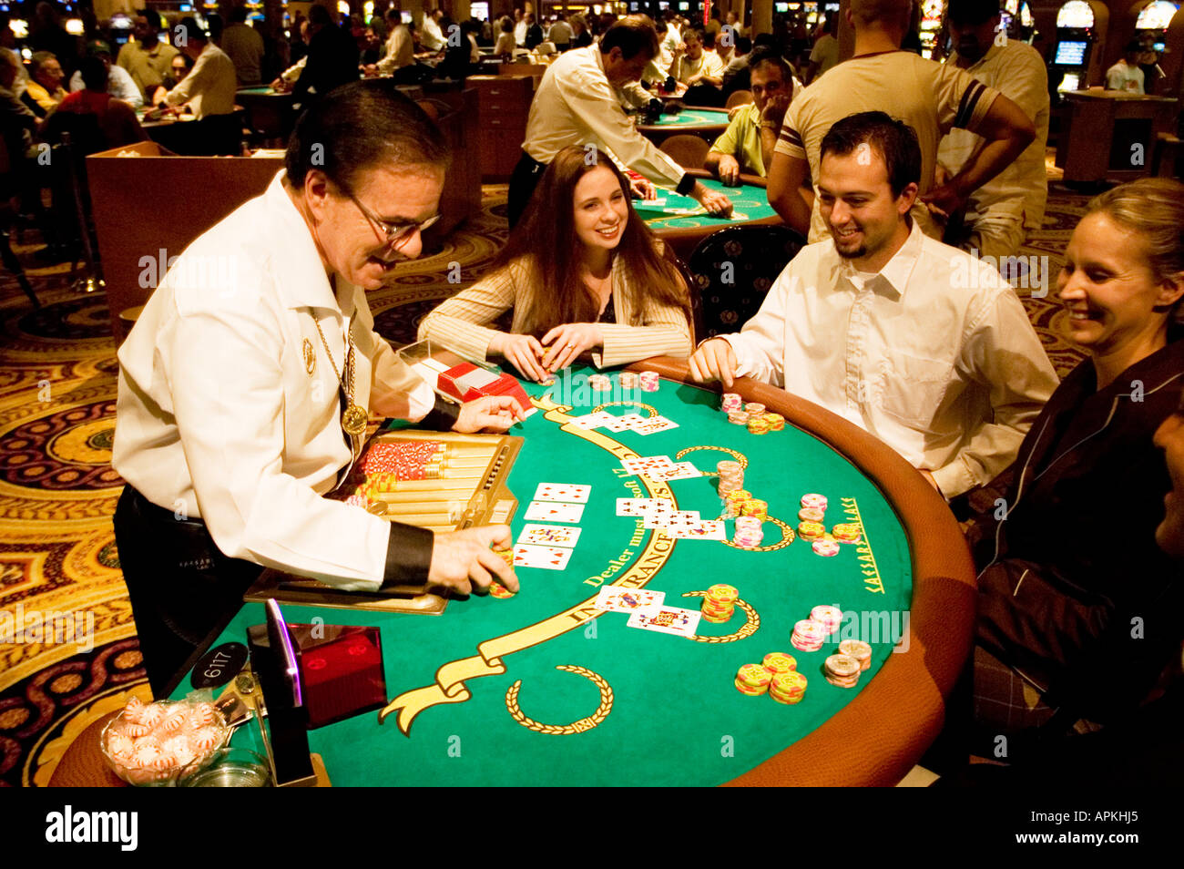 Best Blackjack Tables In Vegas