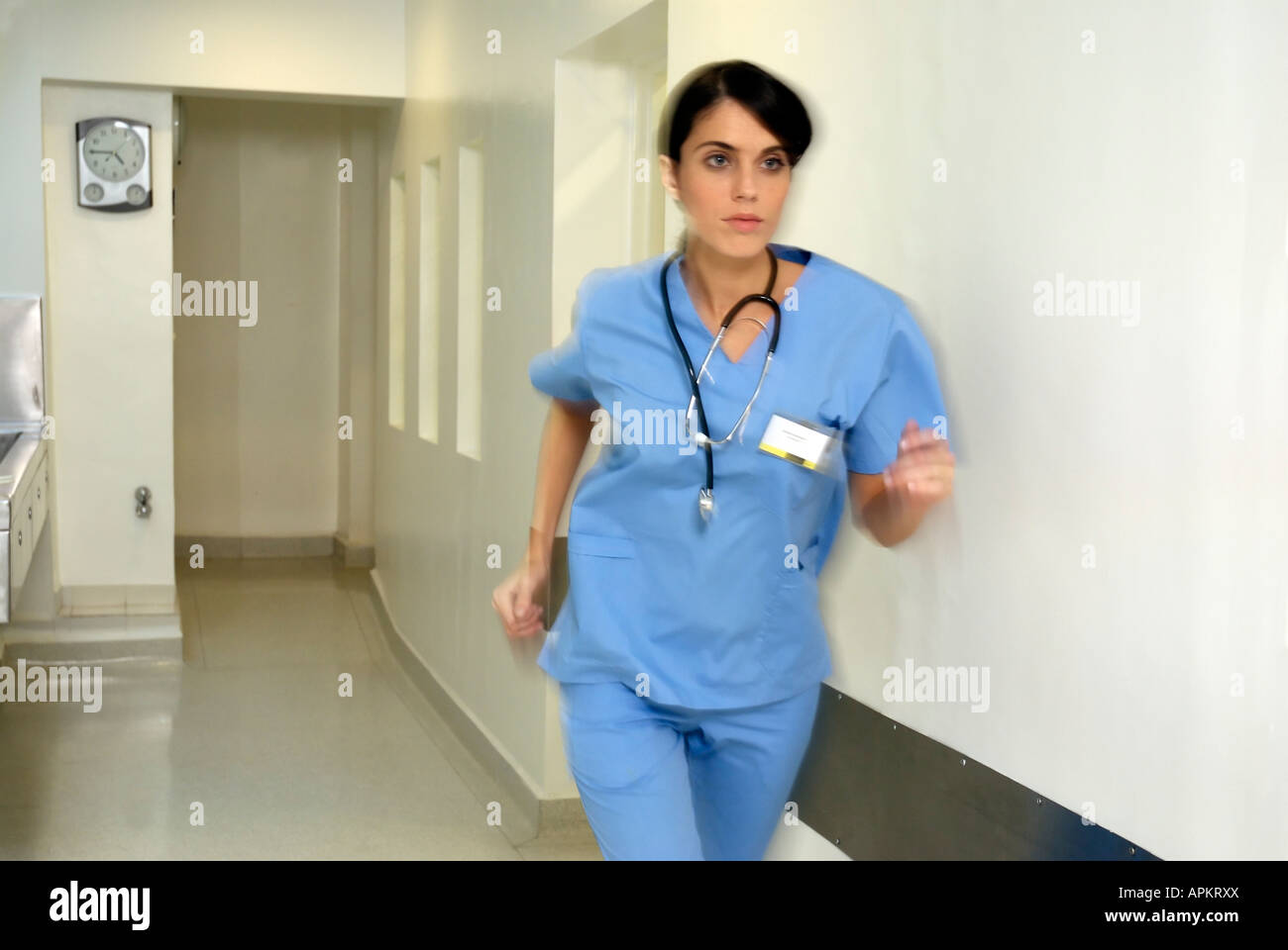 Watch Busy Doctor Hurried Nurse video