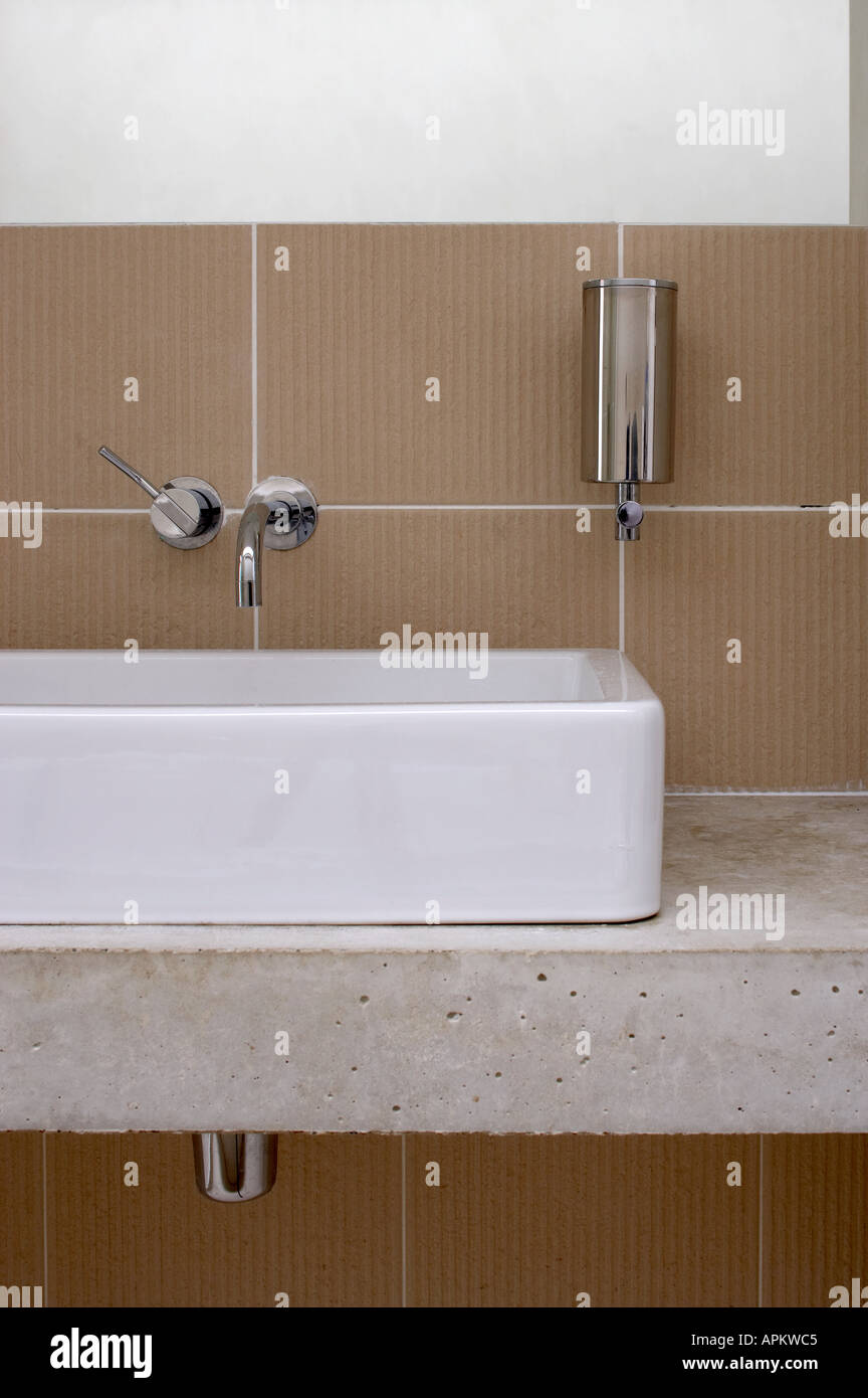 Homes United Kingdom British England English Sinks Stock Photos ...