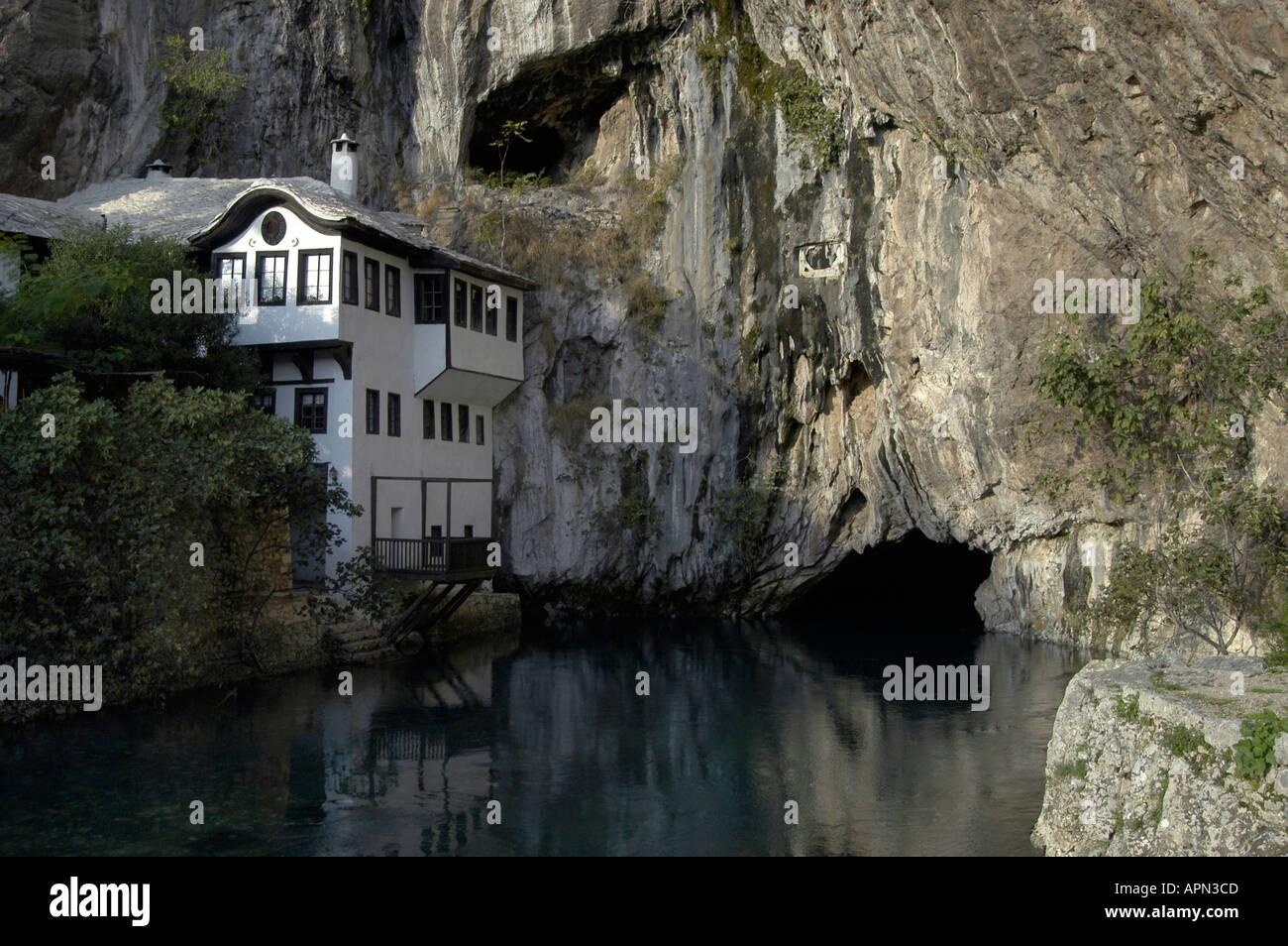 Bosnia Herzegovina - Stock Image