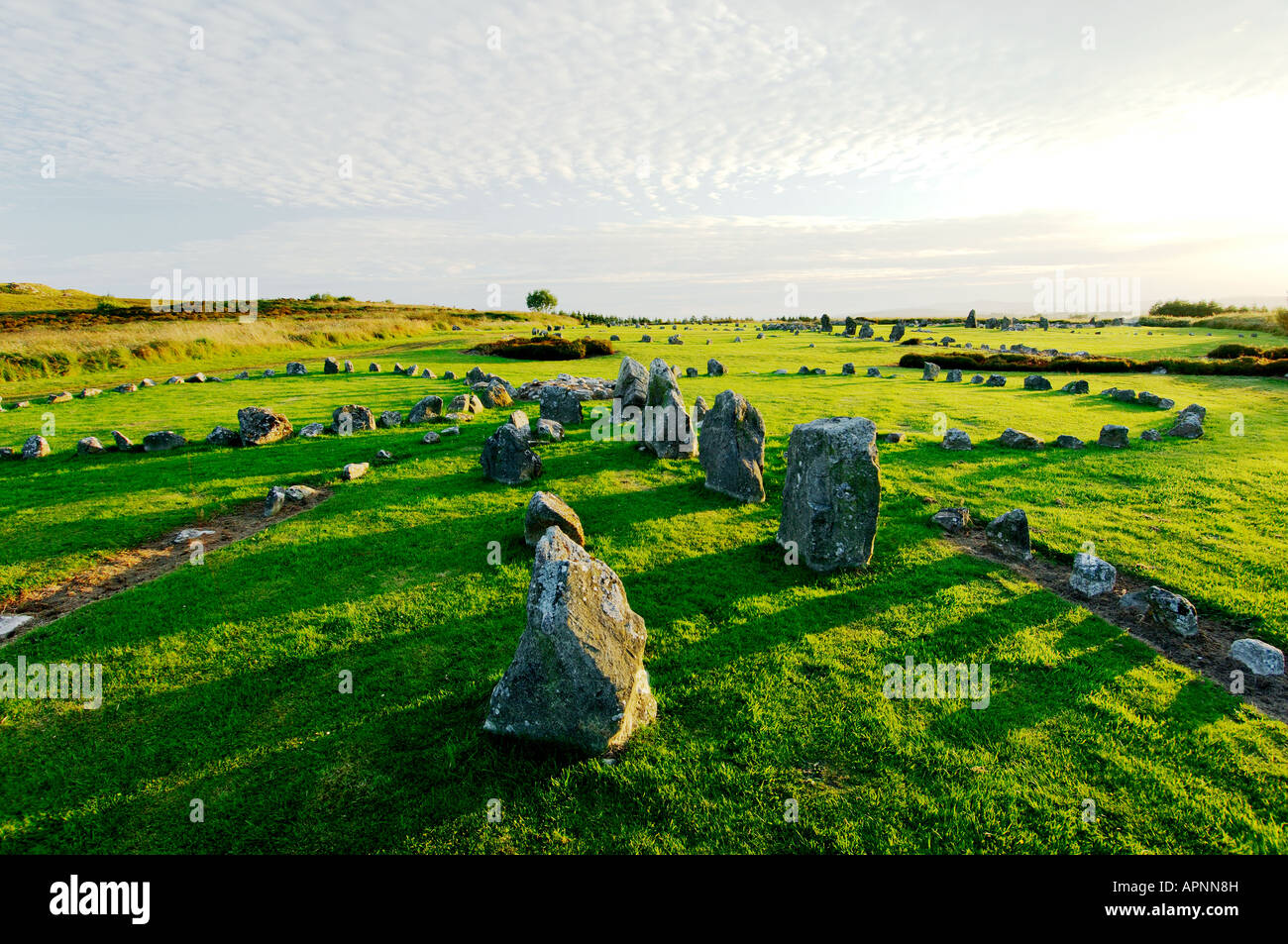 Dating stone circles