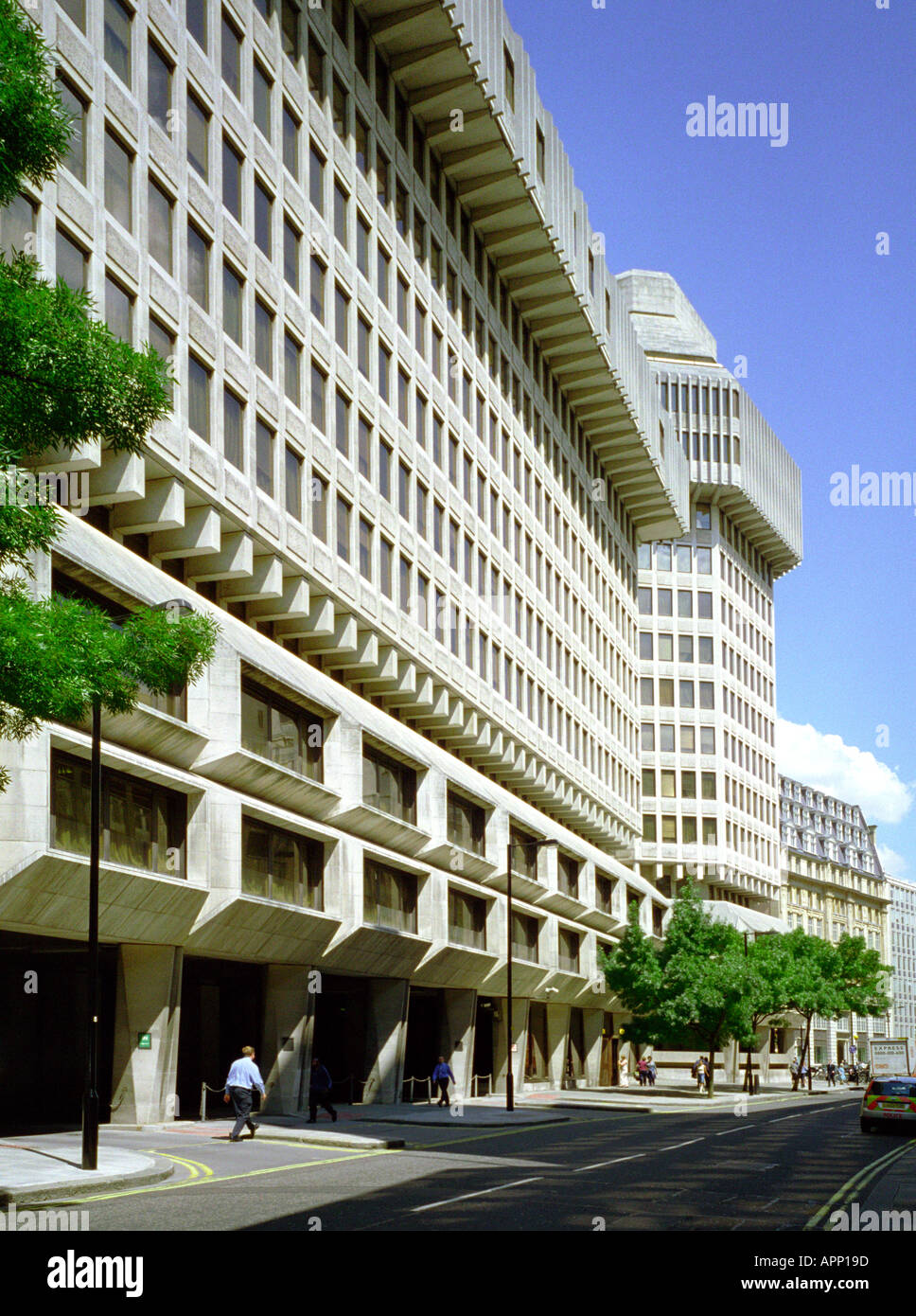 Ministry of Justice building in Petty France Westminster central ...