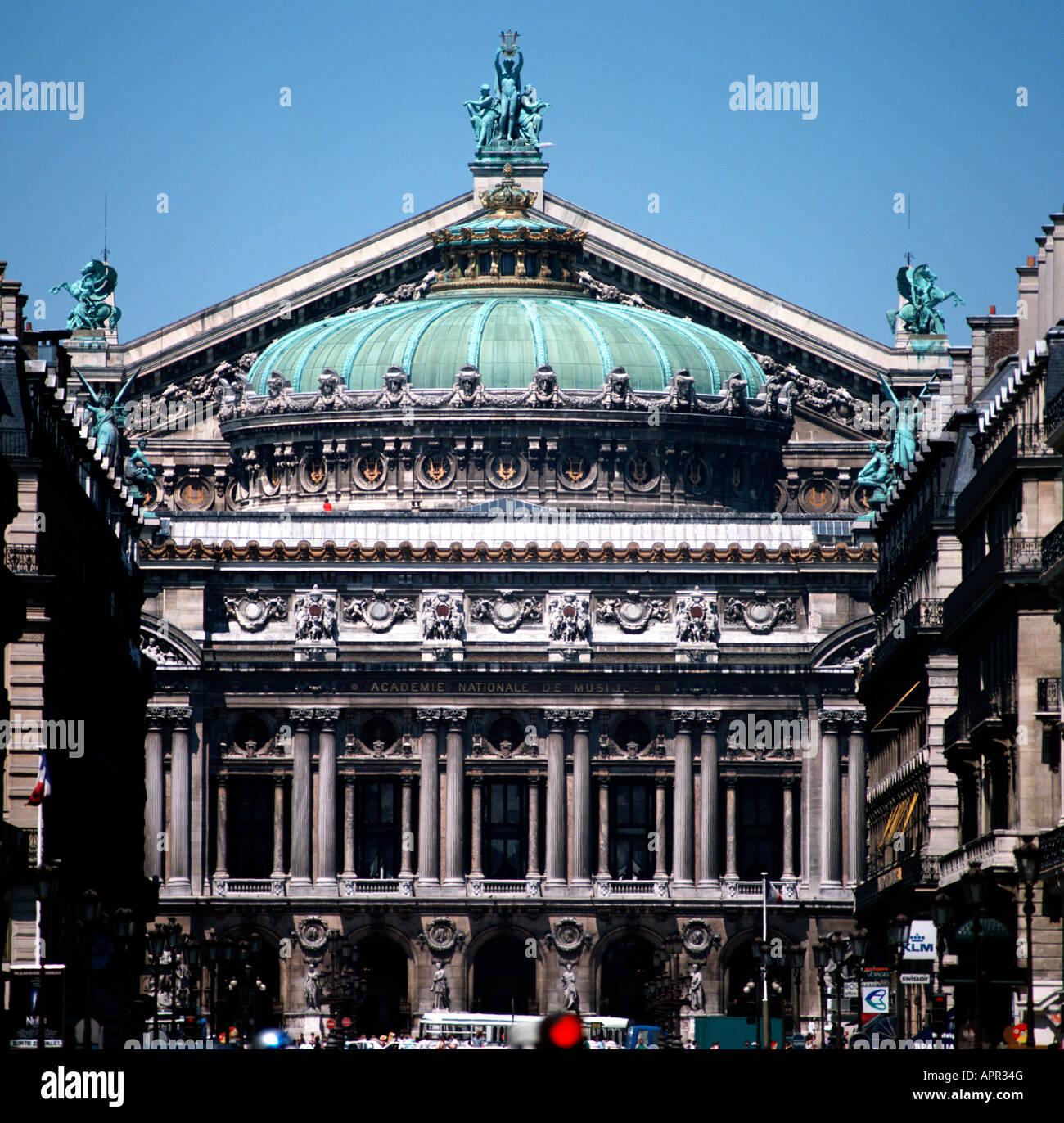 EU FR France Region Ile De Paris 9 Arrondissement The Opera Garnier Medium Format More Images On Request No Third Party