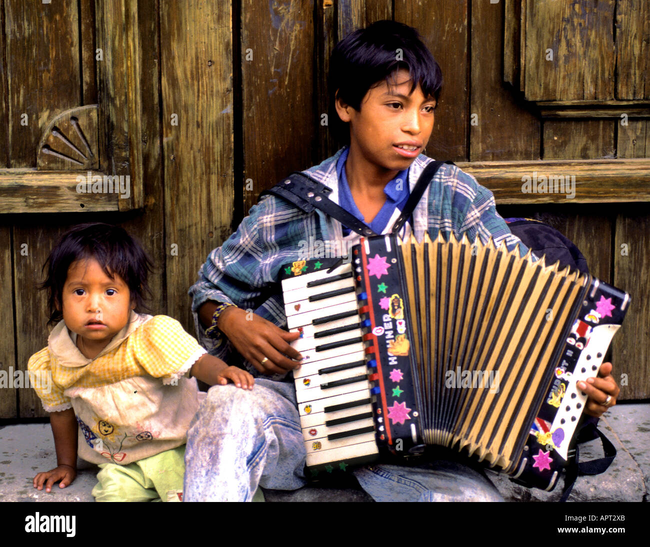 Mexican Music Accordion Stock Photos & Mexican Music