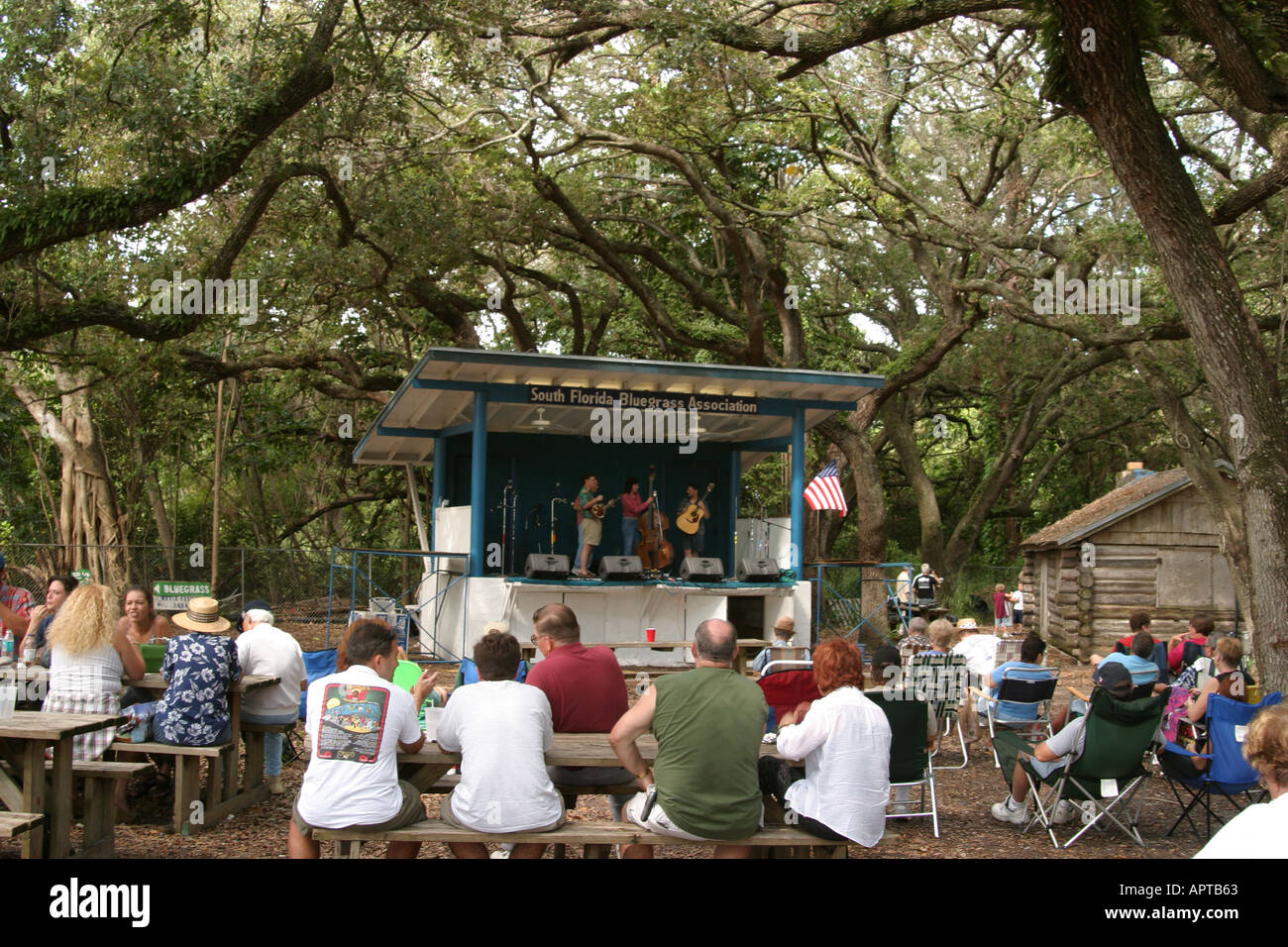 The Ocoee Parking Lot Bluegrass Jam | Music Stories ...