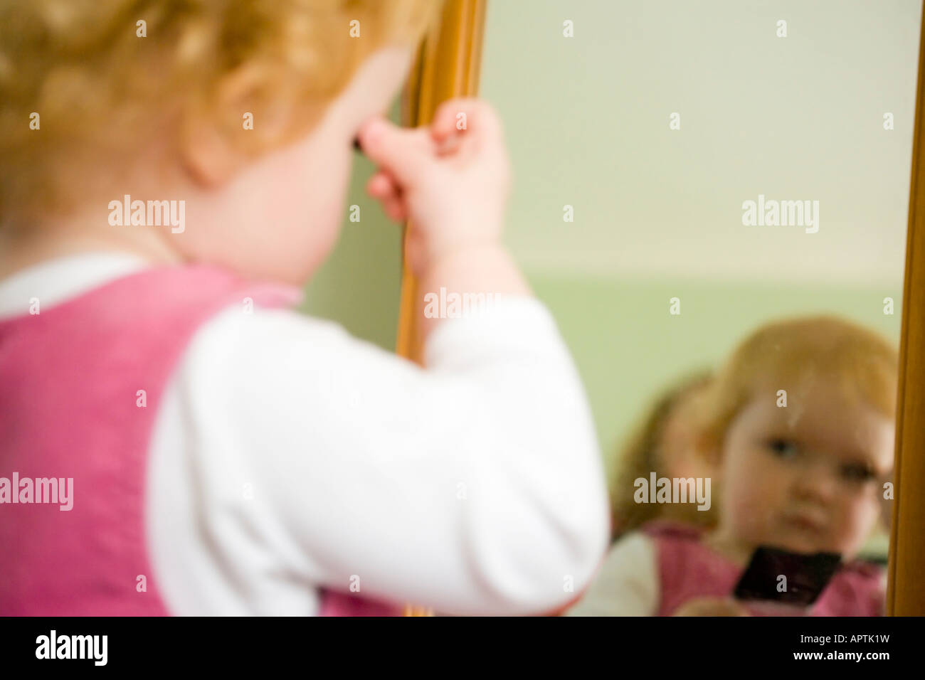 7631af9a0 Year Old Strawberry Blonde Girl Stock Photos   Year Old Strawberry ...