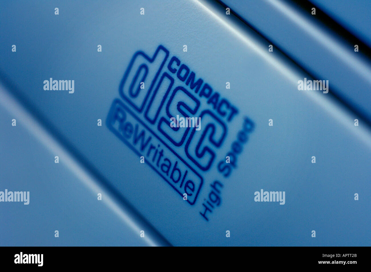 DVD Stock Photo